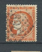 France 1870 40 Cent  Orange Fine Used - 1871-1875 Ceres