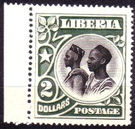 Liberia 1906 Freimarken 1v MNH ** - Liberia