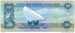 U.A.E. P. 28b 20 D 2013 UNC - Emirats Arabes Unis