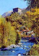 Valle D'aosta - Castello Di Verres - 600-08 - Formato Grande Non Viaggiata – Ar - Aosta