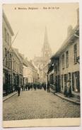 Wervicq Wervik Rue De La Lys N° 5 Bruine Opdruk - Wervik