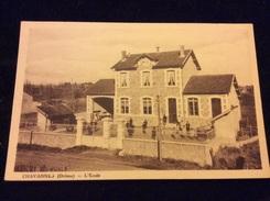Chavannes L école - France