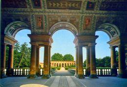 Mantova - Palazzo Te - Giardino Ed Rsedro - 45622 - Formato Grande Non  Viaggiata – Ar - Mantova