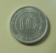 Congo 10 Sengi 1967 - Congo (República Democrática 1964-70)