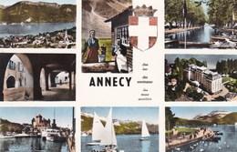 CPA Annecy Et Son Lac (pk37993) - Annecy
