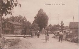 57 - LAGARDE - LE PONT DE L'ECLUSE - Otros Municipios