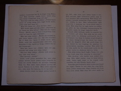 Kesah Pelajaran Abdoellah - Brons Middel - Libri Vecchi E Da Collezione