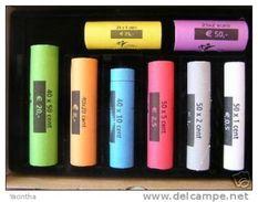 @Y@  Nederland    Muntrol Pakket 2013     UNC - Rollos