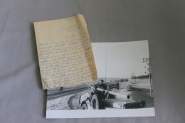 """Photo Paris Match """"para En Algérie"""" 1958 - Documents"""