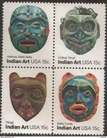 Estados Unidos 1294/1297 ** MNH. 1980 - Nuovi