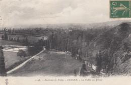 Cusset Allier France, Village Near Vichy, Vallee Du Joland, C1910s/20s Vintage Postcard - Other Municipalities