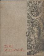 Zem Milované, Terre Aimée, Manès, 119 Reproductions, Art , Traditions - Books, Magazines, Comics