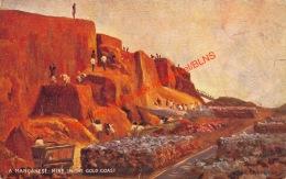 A Manganese Mine In The Gold Coast - Ghana - Gold Coast