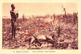 Région De Paoua - Arme Primitive - Arme Moderne - Zentralafrik. Republik