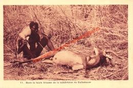 Dans La Haute Brousse De La Subdivision De Baïbokoum - Zentralafrik. Republik