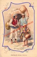 Porteurs D'eau - Bolivie - Bolivie