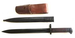C 19 T - Baïonnette 1933 CETN De Gardes Frontières Tchèques - Armes Blanches