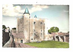 CPSM 1963 Ile De Noirmoutier Le Château éditions Gaby - Ile De Noirmoutier