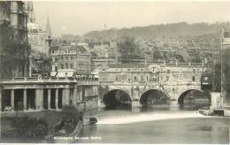 Bath -  Pulteney Bridge - Miniature Bottles (in Box)
