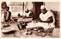 OUBANGUI (A.E.F.)   SAVETIER HAOUSSA - Zentralafrik. Republik