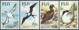 Fiji   1985  Sc#540-3  Sea Birds Set  MNH**  2016 Scott Value $19 - Fiji (1970-...)