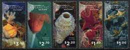 ROSS Dependency 2016 - Faune Marine, Créatures De L'Antarctic - 5 Val Neufs // Mnh - Neufs