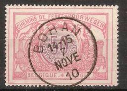 SP35 / TR35 Met Rondstempel BOHAN En In Goede Staat (zie Ook Scan) ! Inzet 5 € ! - 1895-1913