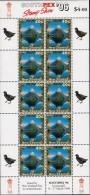 New Zealand 1996 Southpex '96 Sheet Sc 1312b Mint Never Hinged - New Zealand