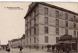 Rochefort Sur Mer Caserne Du Colonial - Rochefort