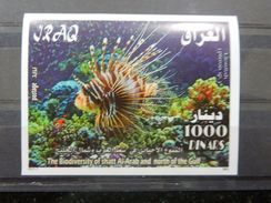 Iraq 2011 SS MNH Coral Reef And Fish In The Arabian Gulf - Iraq