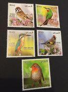 Iraq 2014 Birds Stamps MNH - Iraq