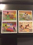Iraq 2012 MNH London Olympics Stamps - Irak