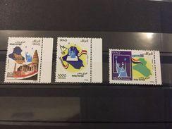 Iraq 2014 Election Day In Iraq Voting MNH Stamps - Iraq