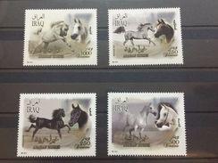 Iraq Arabian Horses Stamps 2011 MNH - Iraq