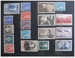 TB Année Complète 1942: Du N° 538 Au N° 567, ( Neufs XX ). - 1940-1949