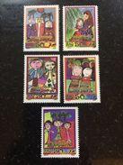 Iraq 2009 Children's Painting And Art MNH Stamp Set Children Day - Iraq