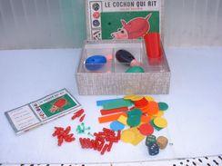 ANCIEN JEU DE SOCIETE POUR ENFANTS  COCHON QUI RIT Année 1975 - Toy Memorabilia