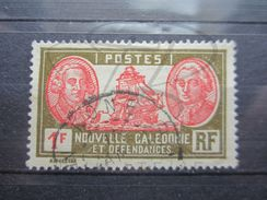"""VEND BEAU TIMBRE DE NOUVELLE - CALEDONIE N° 154 , OBLITERATION """" KONE """" !!! - Neukaledonien"""