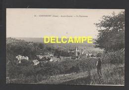 DF / 02 AISNE / CHEVREGNY / AVANT GUERRE / LE PANORAMA - Autres Communes