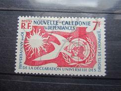 VEND BEAU TIMBRE DE NOUVELLE - CALEDONIE N° 290 , X !!! - Nuevos