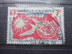 VEND BEAU TIMBRE DE NOUVELLE - CALEDONIE N° 290 , CACHET 1° JOUR !!! - Usados