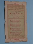 LEON DE BEL Den 2 Juni 1904 Te St. Lodewijksgesticht Te BRUGGE ( Zie Foto's ) ! - Communion