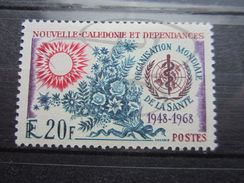 VEND BEAU TIMBRE DE NOUVELLE - CALEDONIE N° 351 , X !!! - Neukaledonien