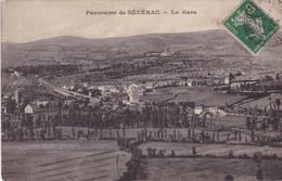 SEVERAC  LA GARE (dil329) - France
