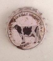 Vietnam Viet Nam Fresh Milk / Cow Used Bottle Crown Cap / Kronkorken / Capsule / Chapa / Tappi - Soda