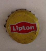 Vietnam Viet Nam LIPTON TEA Used Bottle Crown Cap / Kronkorken / Capsule / Chapa / Tappi - Soda