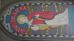 Rare Partition Ancienne GF Ave Maria Illustrateur A Magnenat Ant Roque Louis Ancel 1906 - Partituras
