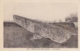 CPA - Torcé En Vallée - Le Dolmen - Autres Communes