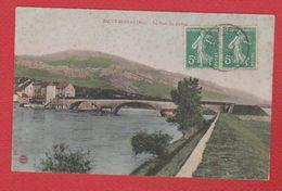 Sault Brenaz   / Le Pont Du Rhône - Francia