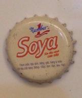 Vietnam Viet Nam Number 1 Soya Bean Used Crown Cap / Kronkorken / Capsule / Chapa / Tappi - RARE - Soda
